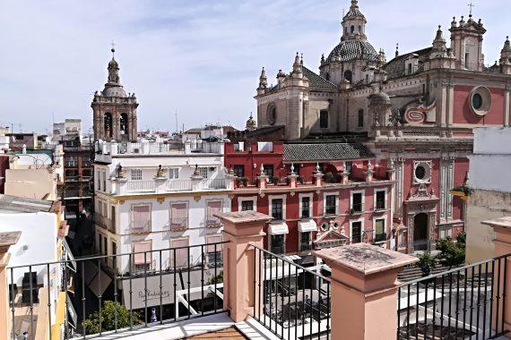 Yaw Sevilla apartamento Plaza del Salvador