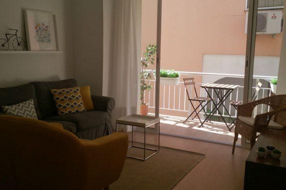 Gestión apartamento turístico Sevilla